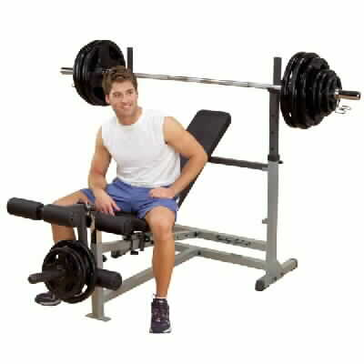 Bodysolid Weight Training Benches