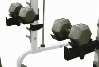 Dumbell Lift-Offs