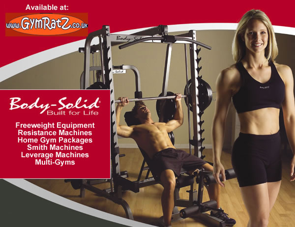 BodySolid Gym Equipment